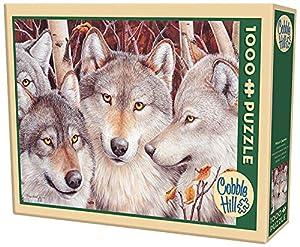 Cobble Hill 51791Casse-Têtes-Wolf Crowd