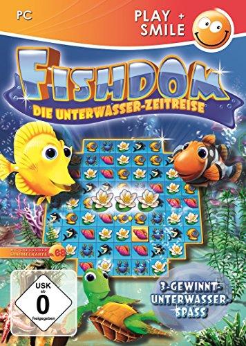 Fishdom Spiele (Fishdom: Die Unterwasser-Zeitreise)
