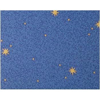 Kindertapete sternentapete edem 533 30 decken wand tapete for Sternentapete blau