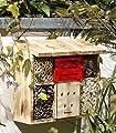 Windhager Vogelabwehr Insektenhotel Zur Linde, braun von Windhager bei Du und dein Garten