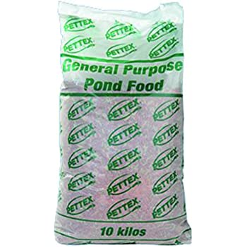 Pettex general purpose mixed pond sticks 10 kg for Koi pond sticks