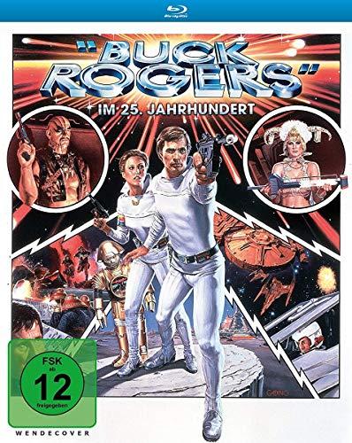 Buck Rogers im 25. Jahrhundert - Die ultimative Remastered HD Komplettbox (8 Blu-Rays) [Blu-ray]