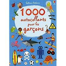 1000 autocollants pour les garçons