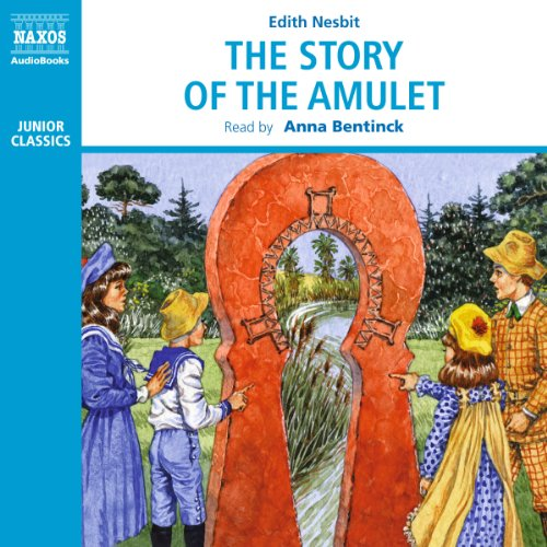 The Story of the Amulet  Audiolibri