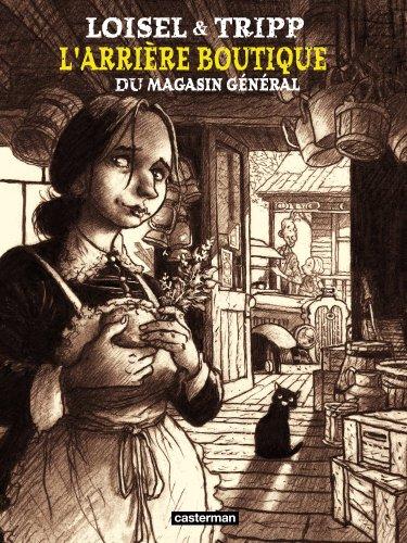 L'arrière boutique du Magasin général, Tome 1 : Marie : Artbook par Régis Loisel