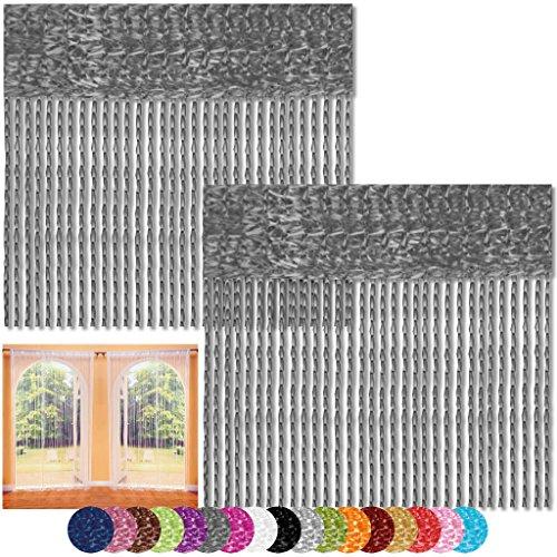fadenvorhang-2er-pack-gardine-raumteiler-auswahl-90x240-anthrazit-silbergrau
