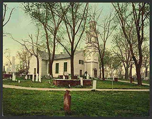 Photo St Johns Church Richmond Virginia A4 10x8 Poster Print