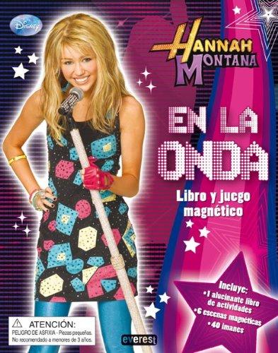 hannah-montana-en-la-onda-libro-y-juego-magnetico