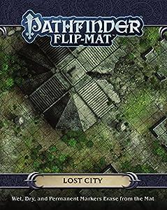 Pathfinder Flip-Mat: Lost City