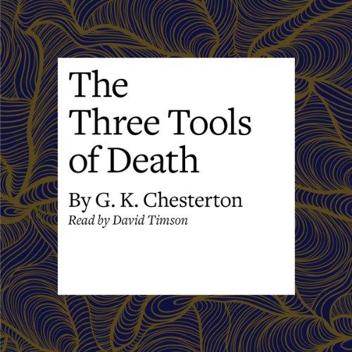 The Three Tools of Death  Audiolibri