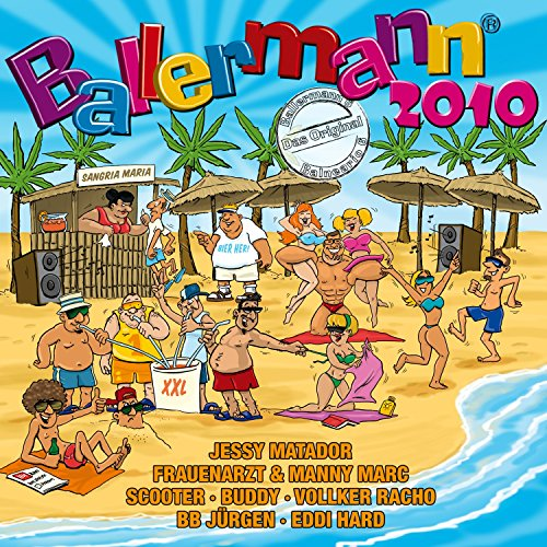 Ballermann 2010 [Explicit]