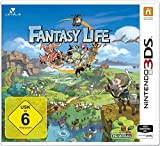 Nintendo Fantasy Life, 3DS - video games (3DS, Nintendo 3DS, RPG (Role-Playing Game), Level-5, September 26, 2014, E10+ (Everyone 10+)) by Nintendo