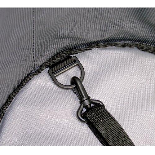 Rixen und Kaul – KLICKfix Doggy – Radtasche für Hunde - 5