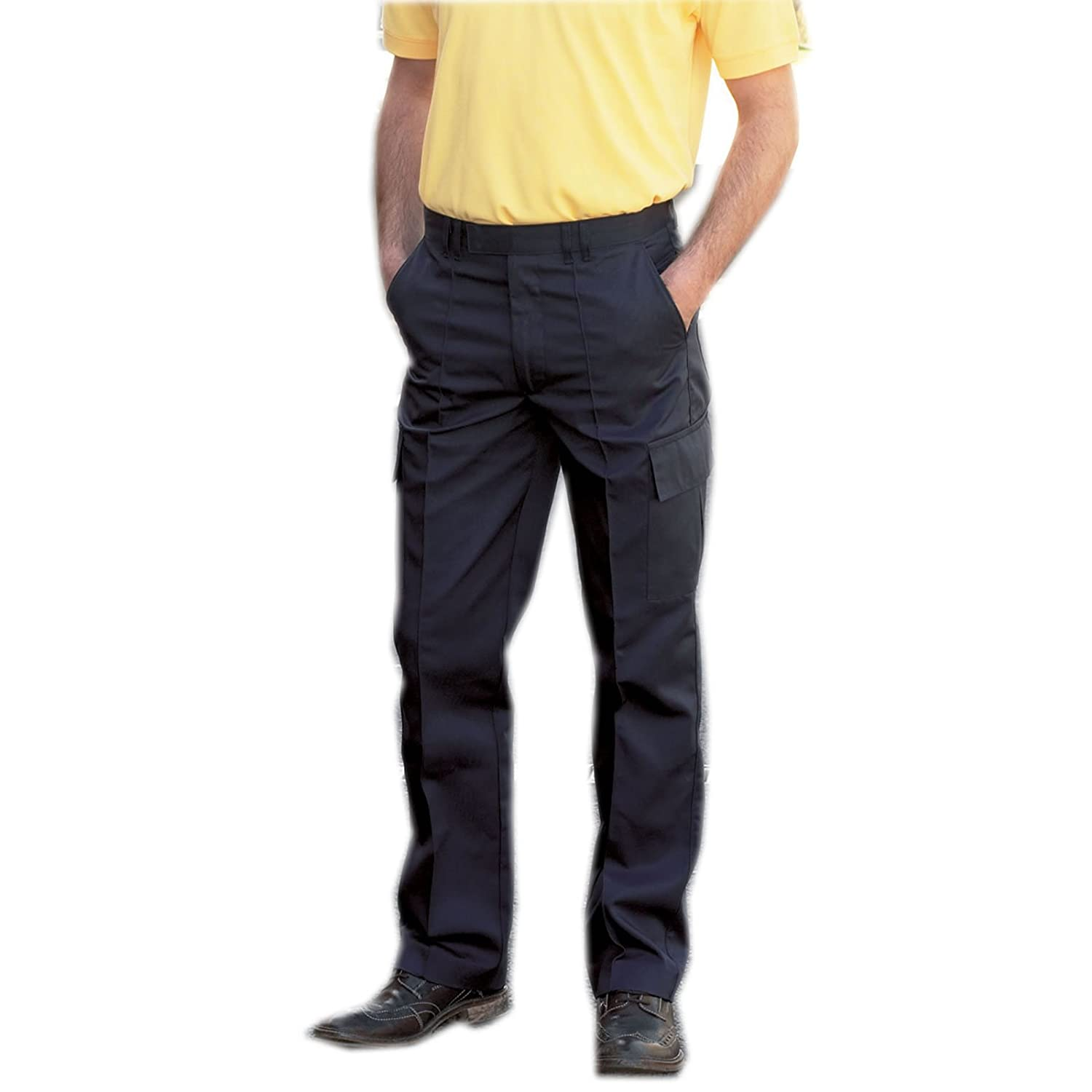 Mens Dickies Action Work Trousers WD814 in Black