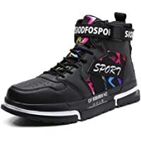 Ezkrwxn Men Trainers Sport Running Shoes air Cushion Athletic Tennis Walking Sneakers Gym Fitness Trail Trainer