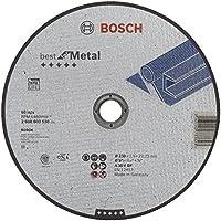Bosch 2 608 603 530 - Disco de corte recto Best for Metal - A 30 V BF, 230 mm, 2,5 mm (pack de 1)