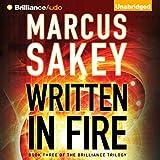 Best Books  Written - Written in Fire: The Brilliance Trilogy, Book 3 Review
