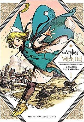 #10: Atelier of Witch Hat, Vol. 1