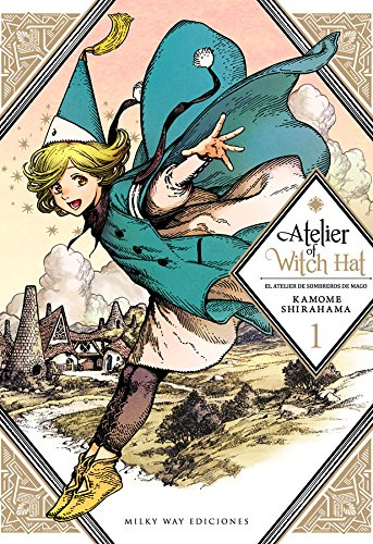 Atelier of Witch Hat, Vol. 1 por Kamome Shirahama