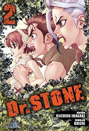Dr.stone 2 editado por Ivrea
