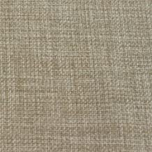 Tela para tapicería de lino liso en crema suave Home Essential de diseño para cortinas, sofás, persianas, vendida al metro