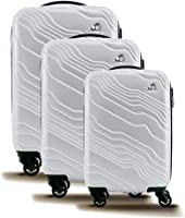 American Tourister Kam Kanyon (55x65x75) 3 Peices Set Luggage Sets