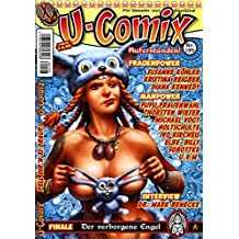 U-Comix Nr. 193 Großformat Dr. Mark Benecke Interview Comics