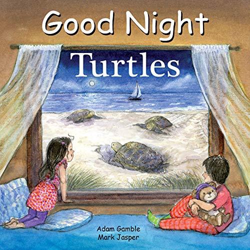 Good Night Turtles (Good Night Our World) (English Edition)