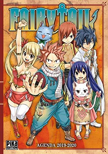 Agenda Fairy Tail 2019-2020 par Hiro Mashima