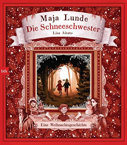 Buchseite und Rezensionen zu 'Die Schneeschwester: Eine Weihnachtsgeschichte' von Maja Lunde