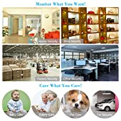 KKmoon-TP-W225BK-Telecamera-Videosorveglianza-CCTV-Camera-28-12mm-1200TVL-13-SONY-42IR-Impermeabile-Esterna-Varifocale