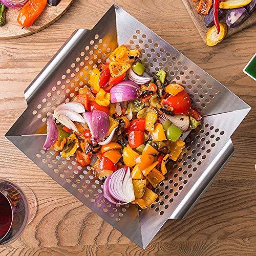 Gemüse-Grillkorb formschönes Design
