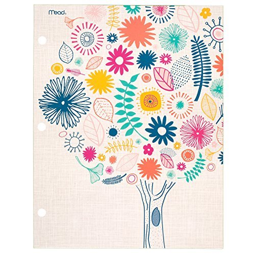 mead-pocket-folder-2-pocket-12-x-9-3-8-botanical-boutique-design-selected-for-you-may-vary-33076-by-