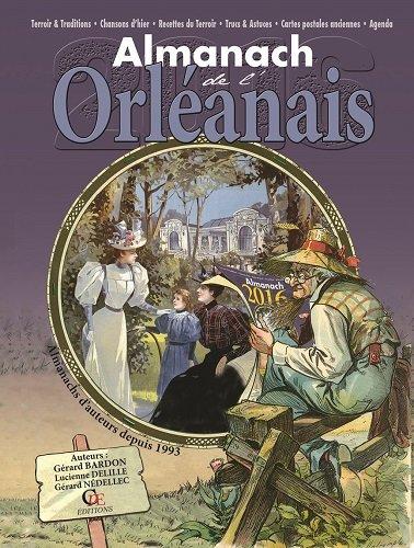 Almanach de l'Orléanais 2016
