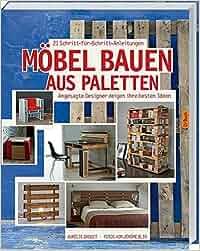 Möbel bauen aus Paletten: Angesagte Designer zeigen ihre besten Ideen.: Aurélie Drouet