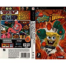 SpongeBob SquarePants: The Yellow Avenger (Sony PSP) [Import UK]