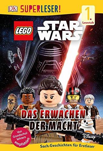 Preisvergleich Produktbild SUPERLESER! LEGO Star Wars Das Erwachen der Macht: 1. Lesestufe Sach-Geschichten für Leseanfänger