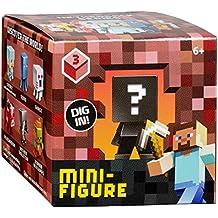 Minecraft - Mini figuras sorpresa (Mattel CJH36)