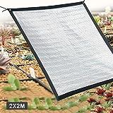 Coperta del Foglio di Alluminio di Raffreddamento, Isolamento Protezione Solare della Retina di Protezione Solare della Protezione Solare per La Copertura della Pianta per I Fiori della Serra, Piante