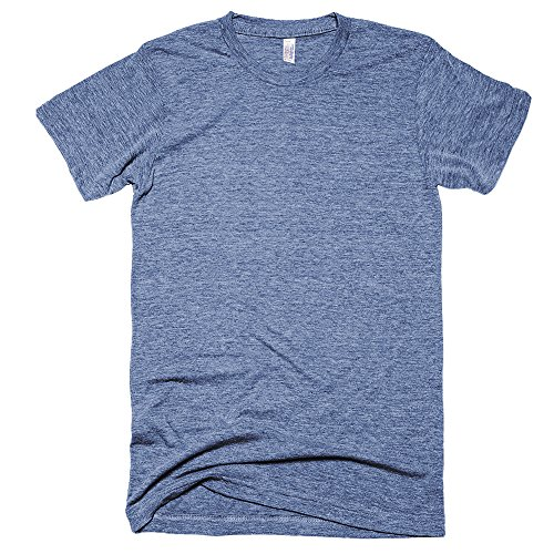 american-apparel-unisex-tri-blend-t-shirt-mit-rundhalsausschnitt-kurzarm-small-athletic-grau
