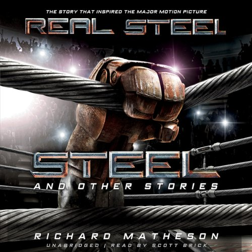 Steel and Other Stories  Audiolibri