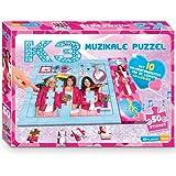 Studio 100 MEK300003280 K3 Musikalische Puzzle