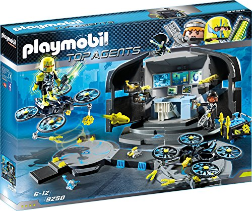 Playmobil 9250 - Dr. Drone's Say Center