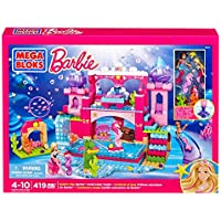 Mega Bloks Barbie's Underwater Castle