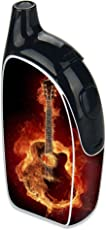 Skins Decals for Joyetech Autopack Penguin Vape / Guitar in Flames