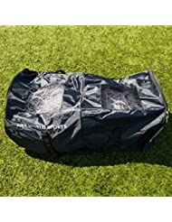 Football Net Carry Bag - Easily Stores 2 Full-Size Football Goal Nets [Net World Sports]
