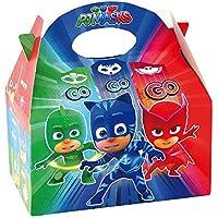 PJ Masks - Cajitas para decoración de fiestas (Verbetena 016001308)