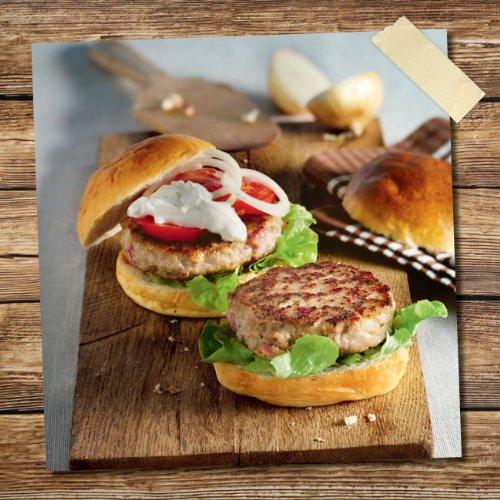 61jUaZqF2xL - Das ultimative Burger-Grillbuch: Mit und ohne Fleisch.