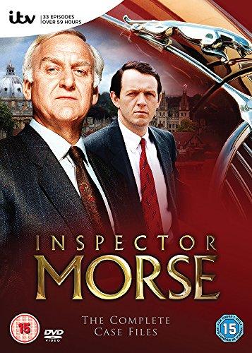 Inspector Morse - Complete Boxset [Edizione: Regno Unito]