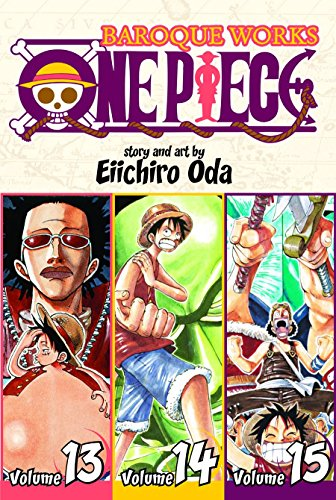 One Piece (3-in-1 Edition) Volume 5 (One Piece (Omnibus Edition))